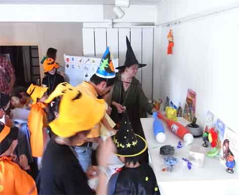ハロウィーンパーティー(2011年10月)5