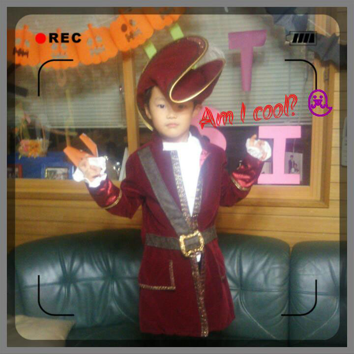 準グランプリ I'm a Captain Y!!