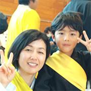 川崎市在住・小1の男の子とママ